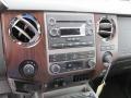 2012 Vermillion Red Ford F250 Super Duty Lariat Crew Cab 4x4  photo #20