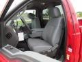 2012 Vermillion Red Ford F250 Super Duty XLT Regular Cab 4x4  photo #16