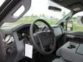2012 Vermillion Red Ford F250 Super Duty XLT Regular Cab 4x4  photo #18