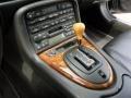 2003 Jaguar XK Charcoal Interior Transmission Photo
