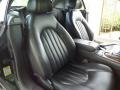 2003 Jaguar XK Charcoal Interior Front Seat Photo