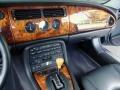 2003 Jaguar XK Charcoal Interior Dashboard Photo