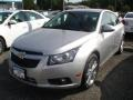Silver Ice Metallic 2012 Chevrolet Cruze Gallery