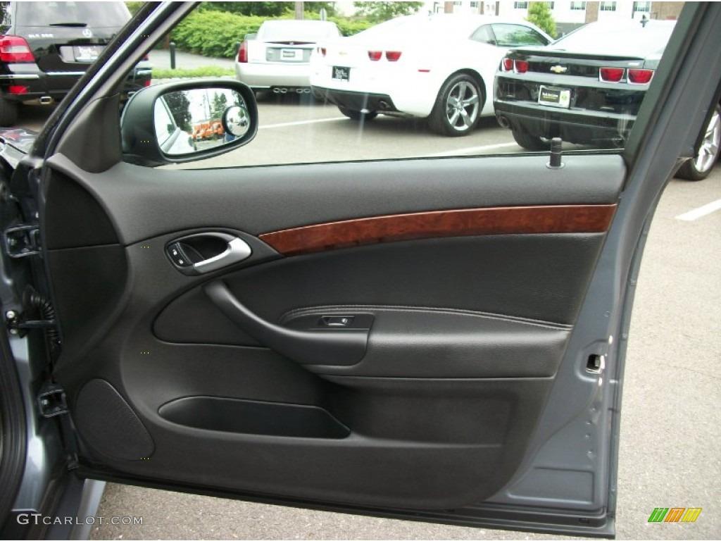 2009 saab 9 3 2 0t sportcombi black door panel photo. Black Bedroom Furniture Sets. Home Design Ideas