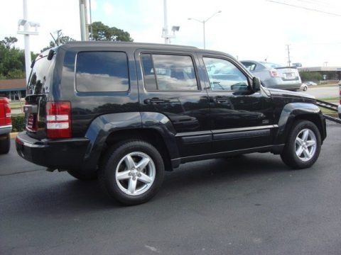 2009 jeep liberty rocky mountain edition 4x4 data info and specs. Black Bedroom Furniture Sets. Home Design Ideas