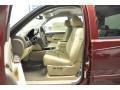 Light Cashmere/Dark Cashmere 2013 Chevrolet Silverado 1500 LTZ Crew Cab 4x4 Interior Color