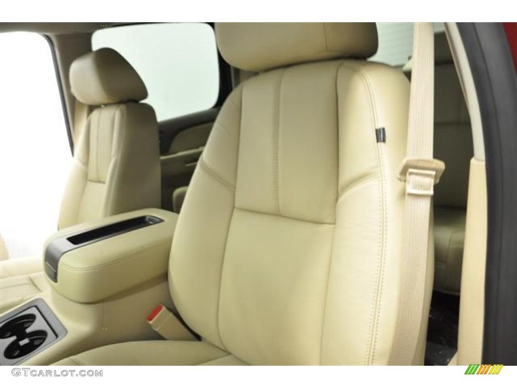 2013 Silverado 1500 LTZ Crew Cab 4x4 - Deep Ruby Metallic / Light Cashmere/Dark Cashmere photo #11