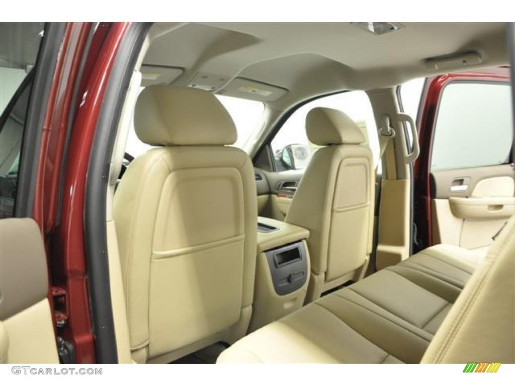 2013 Silverado 1500 LTZ Crew Cab 4x4 - Deep Ruby Metallic / Light Cashmere/Dark Cashmere photo #23
