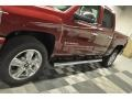 2013 Deep Ruby Metallic Chevrolet Silverado 1500 LTZ Crew Cab 4x4  photo #26