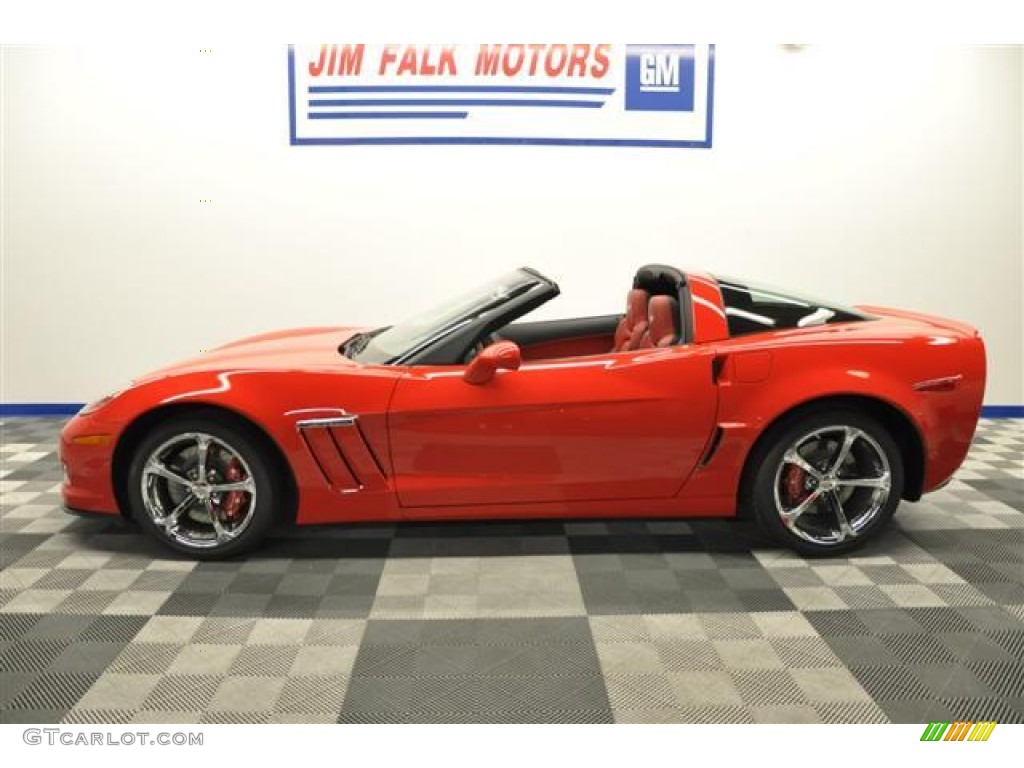 2013 torch red chevrolet corvette grand sport coupe. Black Bedroom Furniture Sets. Home Design Ideas