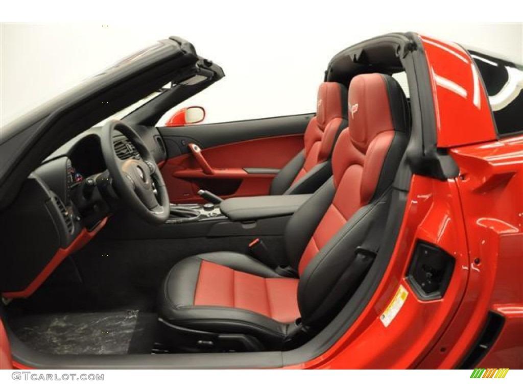 2013 Chevrolet Corvette Grand Sport Coupe Interior Photo 68032613
