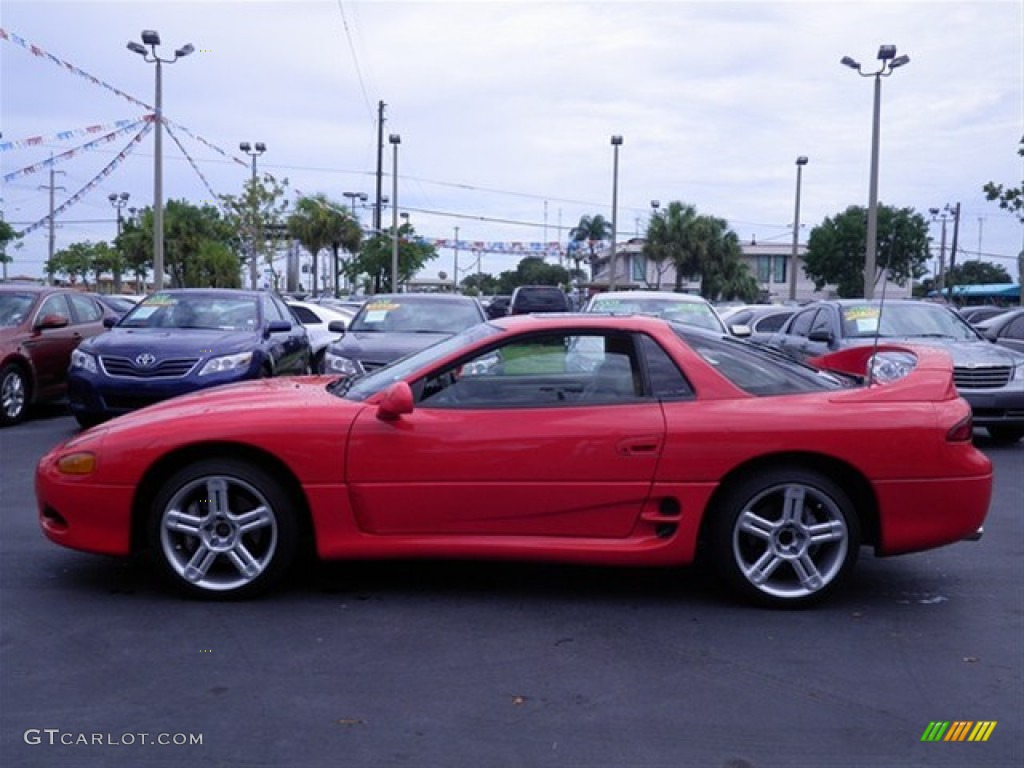 caracas red 1997 mitsubishi 3000gt vr 4 turbo exterior photo 68036882. Black Bedroom Furniture Sets. Home Design Ideas