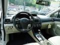 2012 Subaru Impreza Ivory Interior Interior Photo