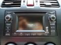 2012 Subaru Impreza Ivory Interior Audio System Photo
