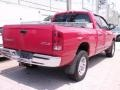 2002 Flame Red Dodge Ram 1500 SLT Quad Cab 4x4  photo #4