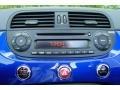 Audio System of 2012 500 c cabrio Lounge