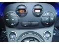 Controls of 2012 500 c cabrio Lounge