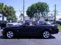 2007 Black Ford Mustang V6 Premium Convertible  photo #24