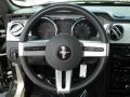 2007 Black Ford Mustang V6 Premium Convertible  photo #41
