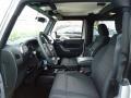 2011 Bright Silver Metallic Jeep Wrangler Sport S 4x4  photo #11