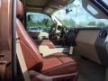 2012 Golden Bronze Metallic Ford F250 Super Duty King Ranch Crew Cab 4x4  photo #13