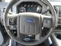 2012 Sterling Grey Metallic Ford F250 Super Duty XLT SuperCab 4x4  photo #32