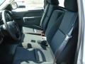 2012 Silver Ice Metallic Chevrolet Silverado 1500 Work Truck Regular Cab  photo #15