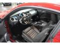 2011 Red Candy Metallic Ford Mustang V6 Premium Coupe  photo #10
