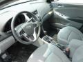 Gray 2013 Hyundai Accent Interiors