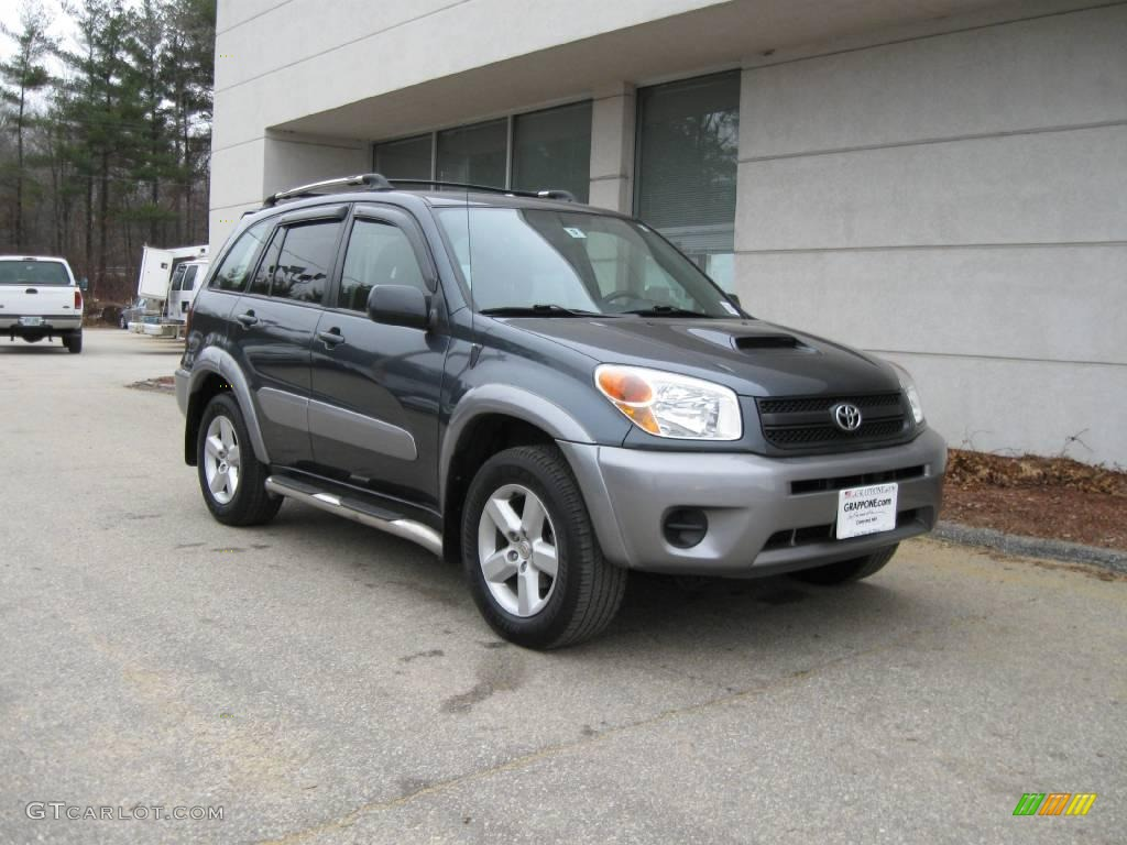 2004 flint mica toyota rav4 4wd 6797215 car color galleries. Black Bedroom Furniture Sets. Home Design Ideas