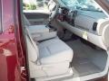 2012 Deep Ruby Metallic Chevrolet Silverado 1500 LT Crew Cab 4x4  photo #6