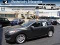 Graphite Mica 2012 Mazda MAZDA3 s Touring 5 Door