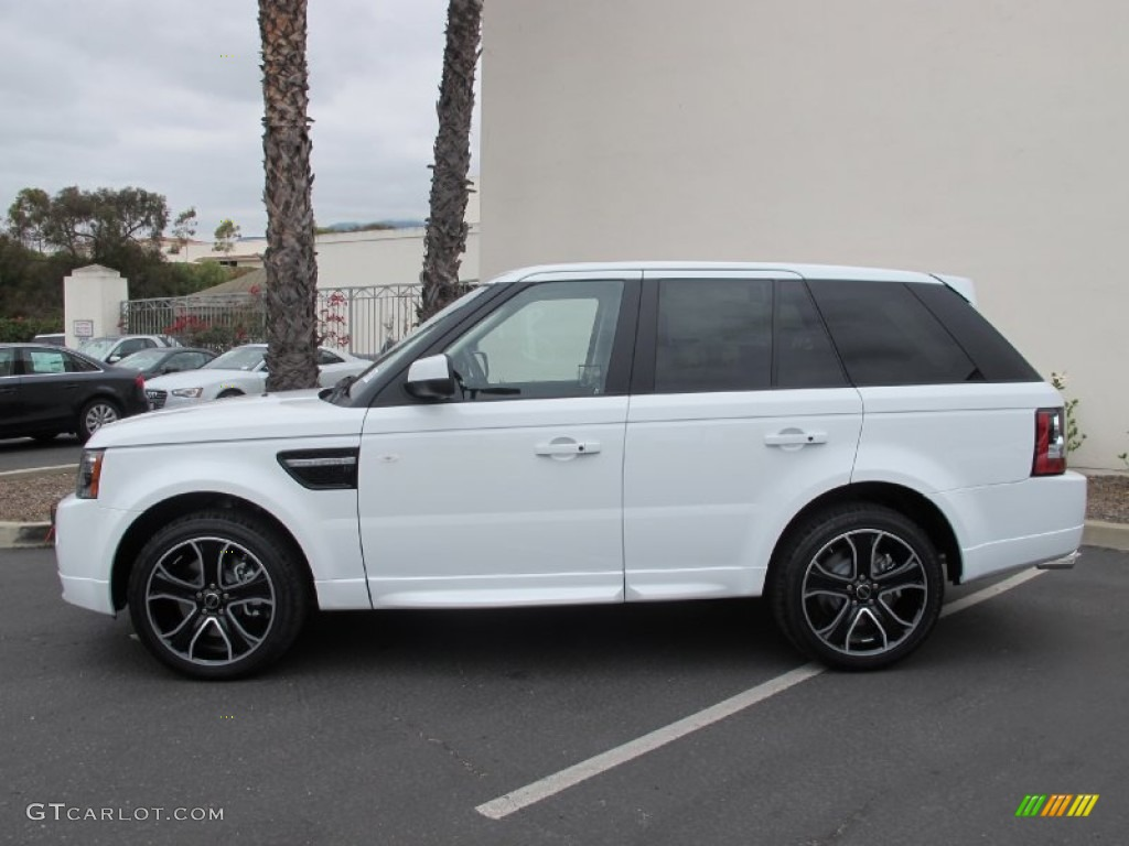 fuji white 2013 land rover range rover sport hse exterior photo 68106566. Black Bedroom Furniture Sets. Home Design Ideas