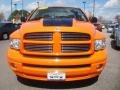 2005 Custom Orange Dodge Ram 1500 GTXtreme Regular Cab  photo #8