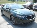 W6 - Green Gem Metallic Ford Taurus (2013)