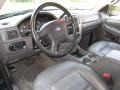 Graphite Grey Prime Interior Photo for 2003 Ford Explorer #68117108