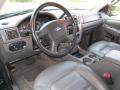 2003 Ford Explorer Graphite Grey Interior Prime Interior Photo
