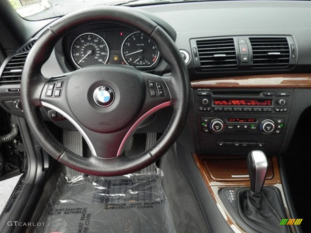 2008 Bmw 1 Series 128i Convertible Dashboard Photos