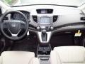 2012 White Diamond Pearl Honda CR-V EX-L  photo #4
