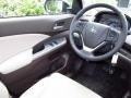 2012 White Diamond Pearl Honda CR-V EX-L  photo #5