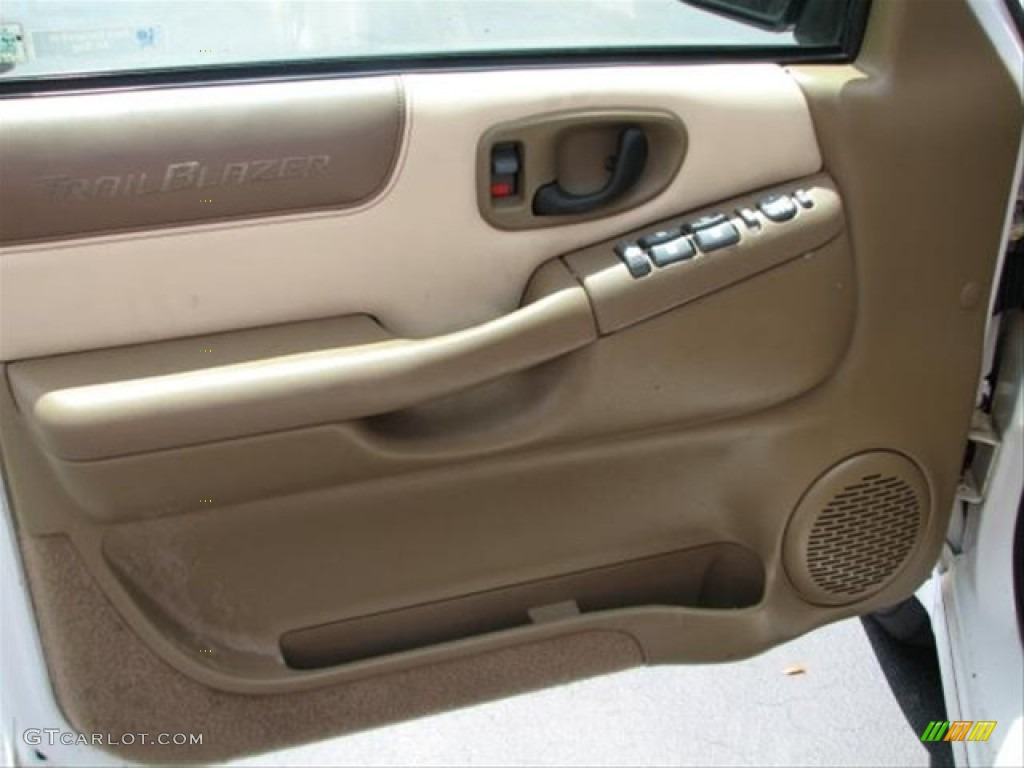 2000 Chevrolet Blazer Trailblazer Door Panel Photos
