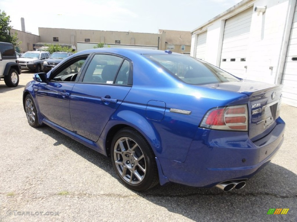 kinetic blue pearl 2008 acura tl 3 5 type s exterior photo 68129527. Black Bedroom Furniture Sets. Home Design Ideas
