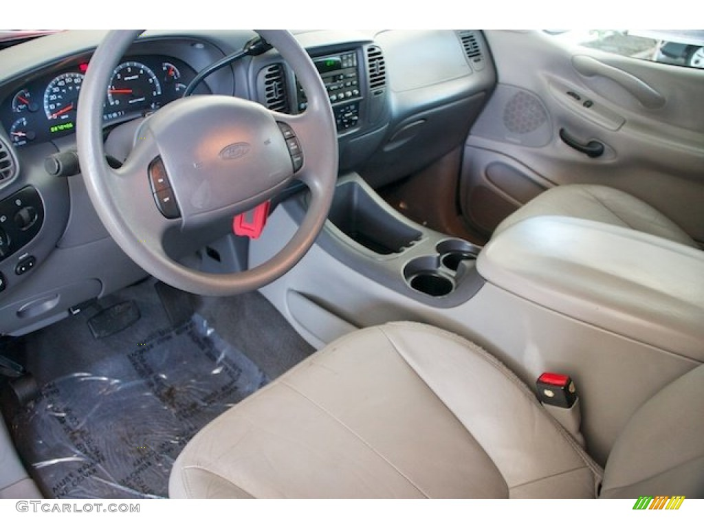2001 Ford Expedition Xlt Interior Color Photos