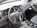Black Steering Wheel Photo for 2013 Hyundai Elantra #68142809