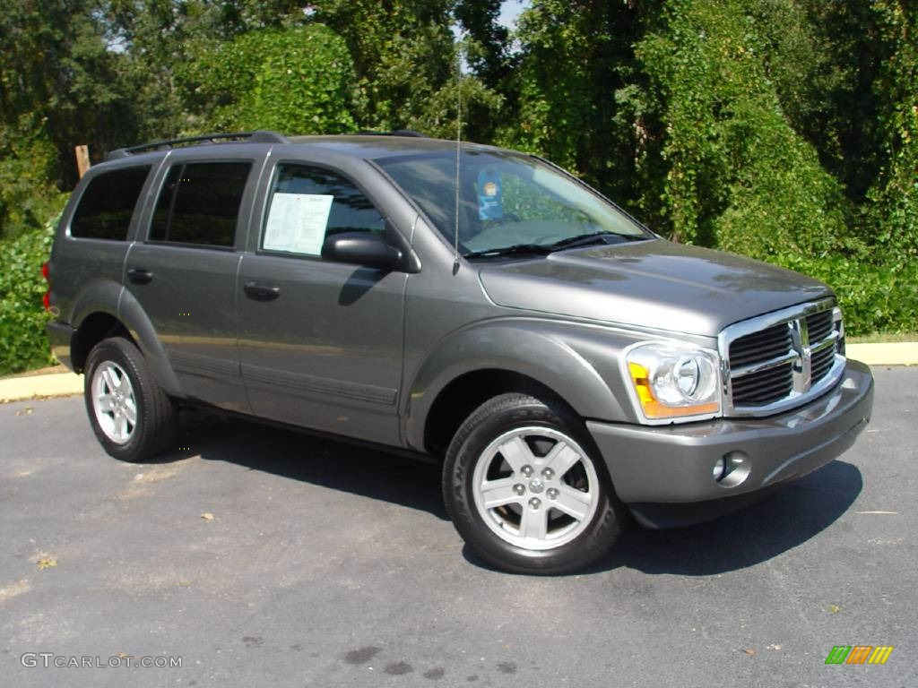 2006 mineral gray metallic dodge durango slt hemi 545557. Black Bedroom Furniture Sets. Home Design Ideas
