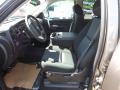 2013 Mocha Steel Metallic Chevrolet Silverado 1500 LT Crew Cab 4x4  photo #13