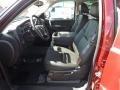 2013 Deep Ruby Metallic Chevrolet Silverado 1500 LT Crew Cab  photo #12