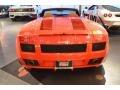 Rosso Leto - Gallardo Spyder E-Gear Photo No. 2