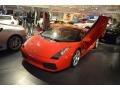 Rosso Leto - Gallardo Spyder E-Gear Photo No. 14