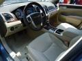 2011 300 Dark Frost Beige/Light Frost Beige Interior